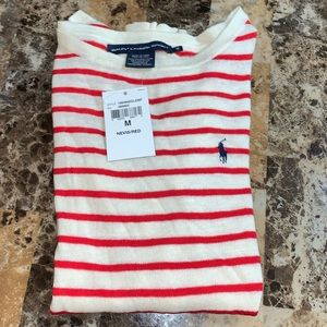 Brand New with tag Ralph Lauren sweater size M